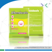China for Albendazole Tablet Animal Albendazole Granules Drug supply to Poland Factory