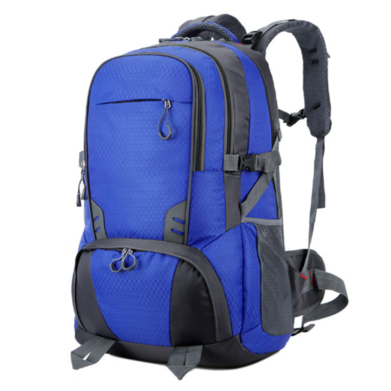 Nylon mountaineering backpack