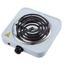 High quality coiled burner