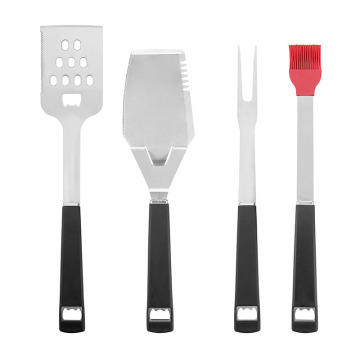 Premium Plastic Handle 4PCS Charcoal Outdoor Grills