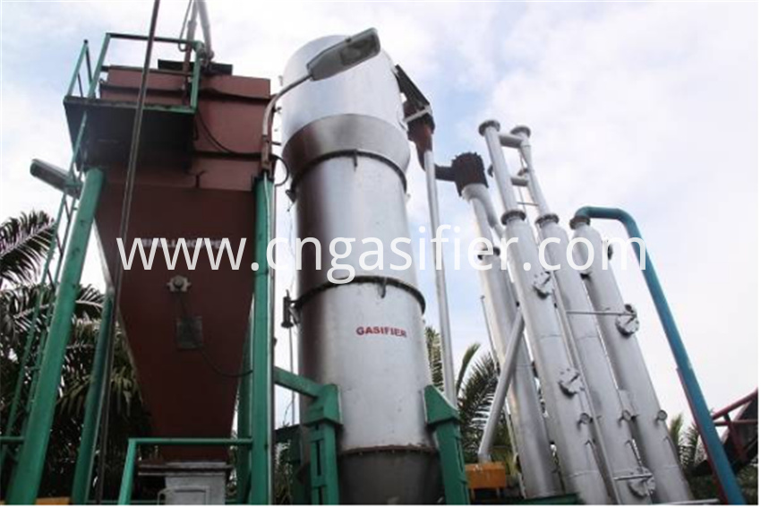 500kw rice husk power