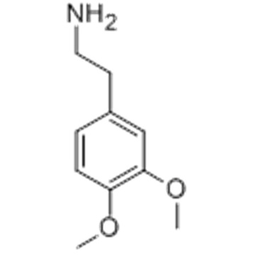3,4-Dimethoxyphenethylamine CAS 120-20-7