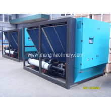 screw type air chiller