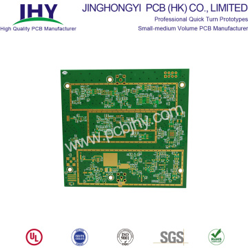 8 Layer FR4 Tg150 Multilayer PCB Board Manufacturing