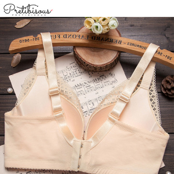 Wholesale nursing bras women lace breastfeeding bras