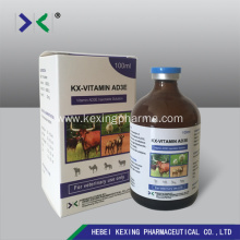 Vitamin AD3E Injection for goat