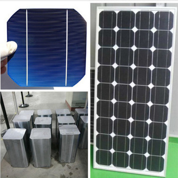200W Photovoltaic panels for solar cell systems