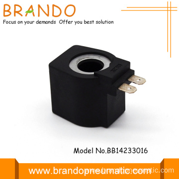 12v 13w 11 Ohms Solenoid Valve Coil For Automobile