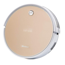 Easy schedule clean robot vacuum cleaner