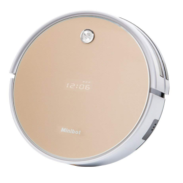 Visualling appealing robot vacuum cleaner