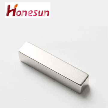Permanent Sintered Neodymium Rare Earth Bar Magnets