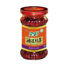 Hot Selling for for China Spicy Chilli Sauce,Beef Chili Sauce,Chicken Chili Sauce Supplier Oily spicy chili sauce supply to Angola Supplier
