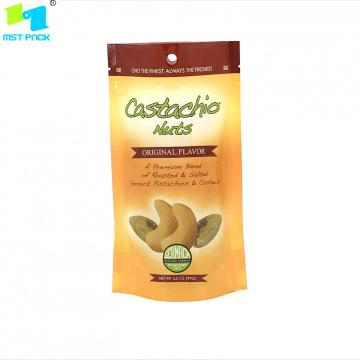 Biodegradable Recycle Organic Dry Food Bag with Zipper
