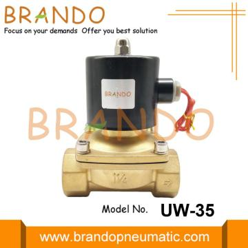 1 1/4'' UW-35 Solenoid Valve Normally Closed