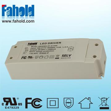 Europe style for Led Transformer Isolated LED Driver 50W 1.2A export to Netherlands Manufacturer