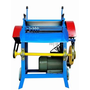 homemade wire stripping machine