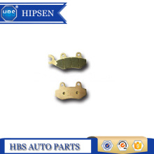 Sintered brake pad for HONDA ROAD