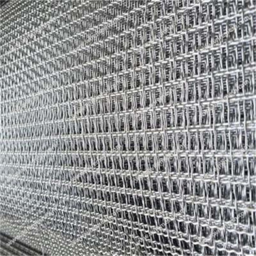 Vibrating wire mesh screens crimped wire mesh