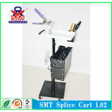 20 Years Factory for SMT Splice Tool Assy SMT Splice Cart for splice tool export to Comoros Factory