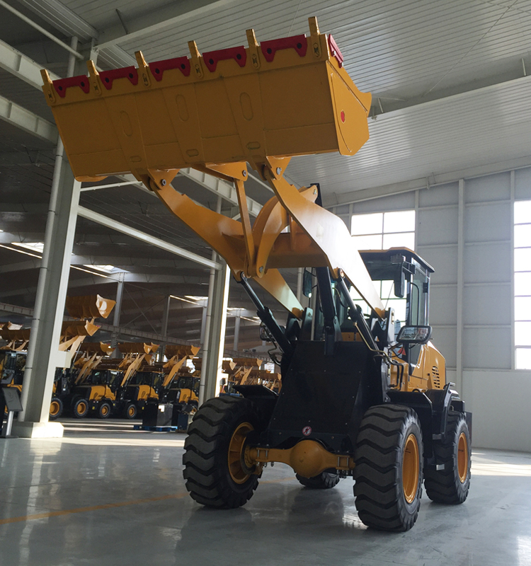 Hot Sale Mini Loader factory SNSC