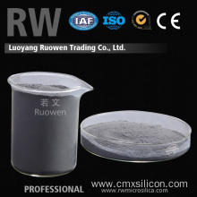 Large surface area light weight heat resisting concrete additives silica powder for sale