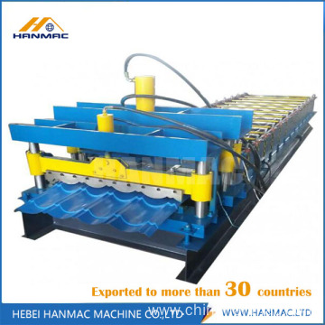 Popular Glazed Tile Forming Machine
