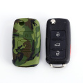 Camouflage Color for vw silicone key fob cover