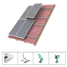 Europe style for Solar Roof Mounting System Solar Mounting Brackets For Tile Roof System export to Bangladesh Manufacturer