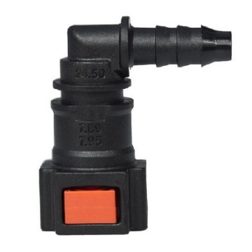 Urea Line Quick Connector 7.89/7.95(5/16)-ID6-90° SAE