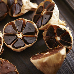 good for the human body black garlic