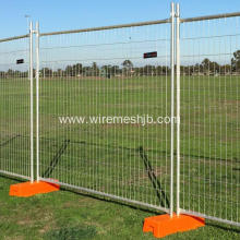 Welded Wire Galvanized Temporary Fence Panels