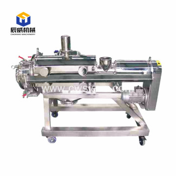 High precision centrifugal sifter for small particles