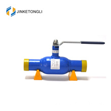 natural gas pipeline cut off on use full bore ball valve for air
