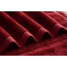 Quality for Cotton Hand Towels AB Yarn Terry Towels with Solid Color supply to Poland Supplier