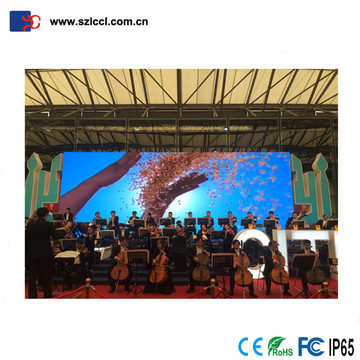 flexible LED  module  indoor video wall
