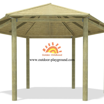 Wooden Garden Playground Educational Equipment Accessories
