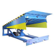 Warehouse Stationary Dock Ramp for Loading Containers