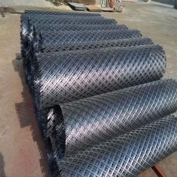 Expanded Metal Mesh Rolls And Panel For Security