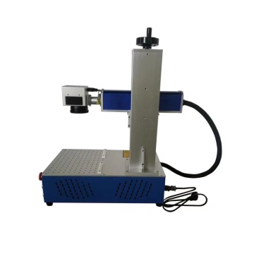 Wood Marking Fiber Laser Marking Machine