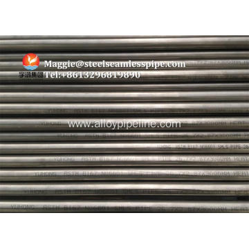 Nickel Alloy Pipe Exchanger Tubes