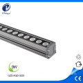 9Watts RGB colored DMX LED wall washer lights