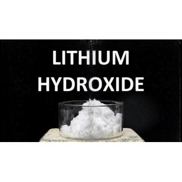 how is lithium hydroxide used in batteries