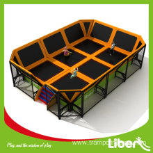 Trampoline park for rent
