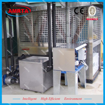 Air Cooled Modular Water Chiller with Water Pump