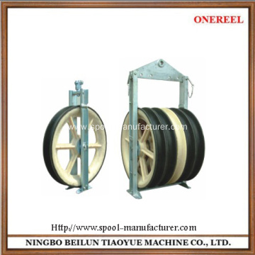 Useful heavy duty pulley for sale