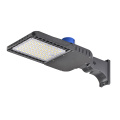 150W led shoebox pole light with sensor