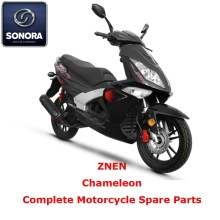 Best Price for for Znen Scooter Starter Motor ZNEN Chameleon Complete Scooter Spare Part export to Netherlands Supplier