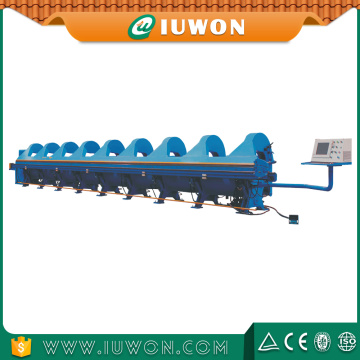 Steel Plate Cutting & Slitting Bending Machine