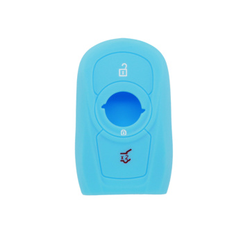 Competitive price silicone remote key cover for Opel
