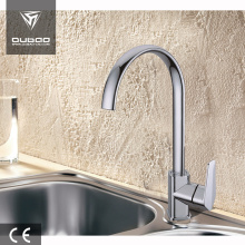 China for Single Handle Kitchen Faucet Modern kitchen mixer single lever kitchen faucet supply to Russian Federation Factories